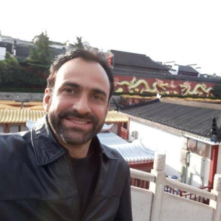Professor José Alves da UFG